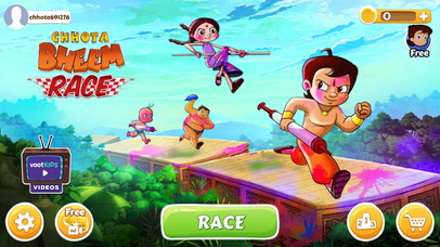 Download Chhota Bheem Race App on your Windows XP/7/8/10 and MAC PC